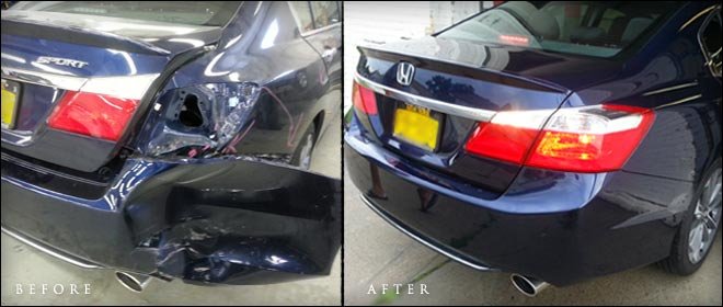 Acura Collision Repair Tulsa
