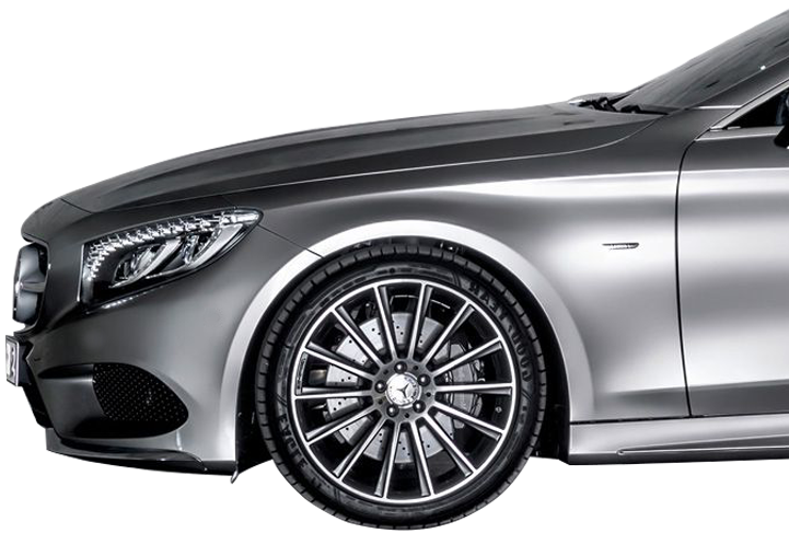 Mercedes Collision Repair Tulsa
